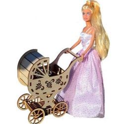 Carriage for dolls (new)
