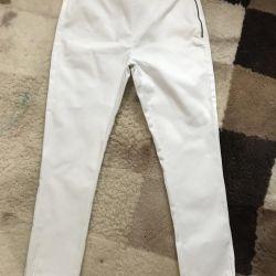 38 pantaloni albi (42)