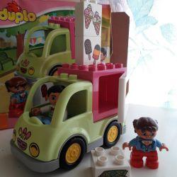 Lego Hollow Lego Duplo Ice Cream Van.