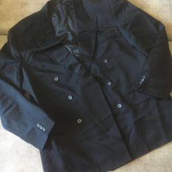 Пиджак новый 56
