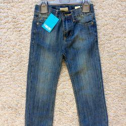 Новые джинсы с этикетками !