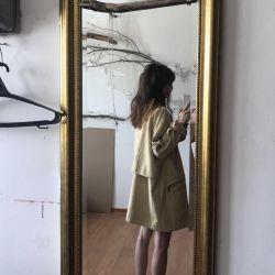 coat light jacket oversize