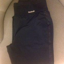 Sports pants Reebok