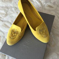 Loafers Alexander McQueen, original