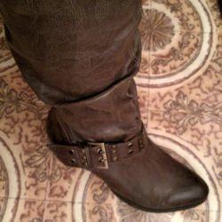 Light boots p. 40