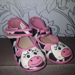 Pantofi textile