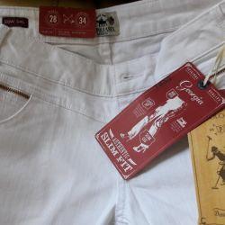 Новые джинсы us polo assn