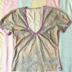 Çok güzel tişört bluz