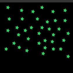 Τα αστέρια είναι λαμπερά.