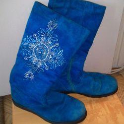 Winter boots. 37р