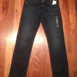 Jeans new gap and others