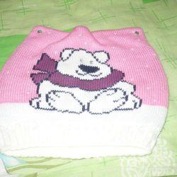 Nouă pălărie demi-sezon pentru 2-3 ani