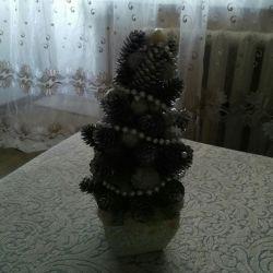 Handmade Christmas tree