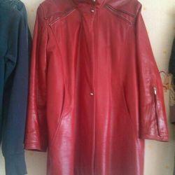 Jacket. Genuine Leather. 52-54-56