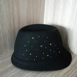 Çocuk keçe şapka