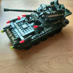 Στρατιωτικό εξοπλισμό Lego