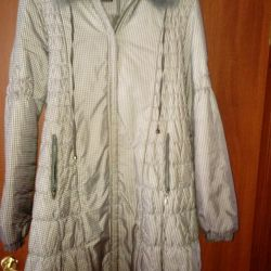 Down-padded coat for pregnant r.46