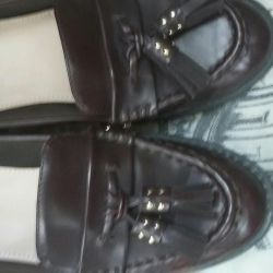 Zara shoes are almost new