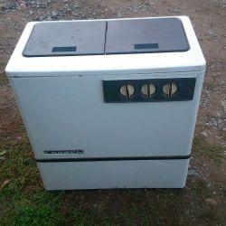 Сибирь с центрифугой машинка стиральная