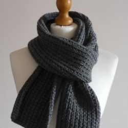 new youth scarf on February 23