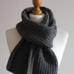 новый молодежный шарф на 23 февраля