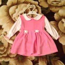 Платье новое 80 размера