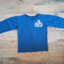 Αρχική μπλούζα