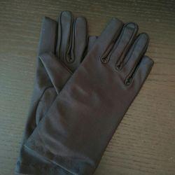 New black gloves