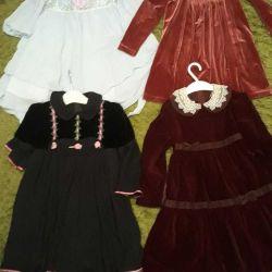 Dresses growth 110