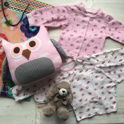 Gift set for the girl