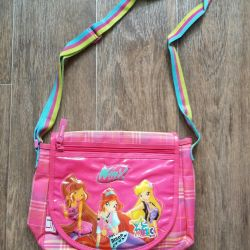 Bag for girls from Turkey.