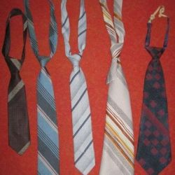 men's tie for a shirt classic of the USSR