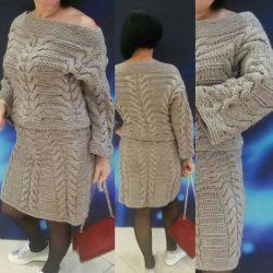 Πλεκτά γυναικεία φορεσιά