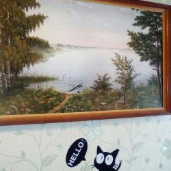 Картина размер 105-65
