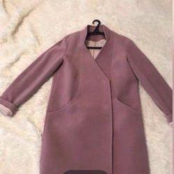 Coats demi season p 42 fabric Italy