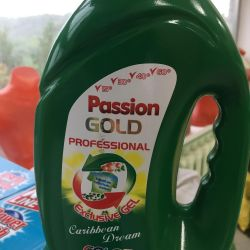 Passion GOLD gel de spălare 2l