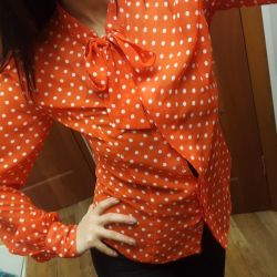 Blouse new (I sell the entire wardrobe)