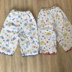 Knitted children's pants