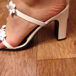 Sandals slaps 39 size