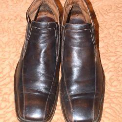 Ανδρικά παπούτσια-μπότες (Ιταλία)
