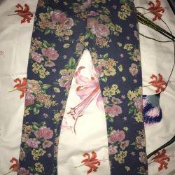 Warm winter trousers