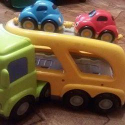 Car transporter ELC 143450