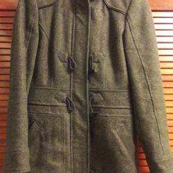 Пальто утепленное S'oliver размер 44-46