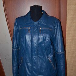 Куртка кожаная (фирменная)