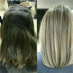 Hairdresser's services