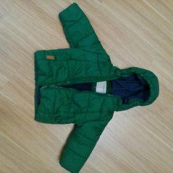 Куртка демисезонная baby go 80