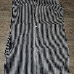 Φόρεμα + πουκάμισο