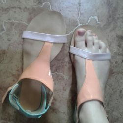 Yeni sandalet 36