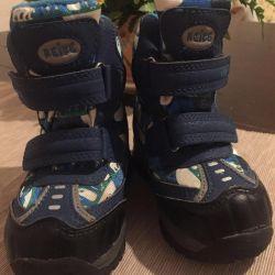 Autumn winter boots Reike