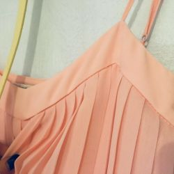 Dress pleated MANGO new❤️ Size XS